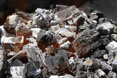 Carvão vegetal — Foto Stock