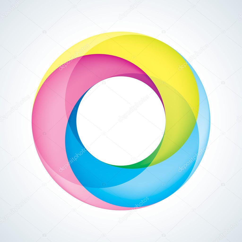 Создаем в фотошопе круглый логотип с декоративным 33