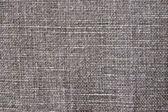 Textilie ze lnu, přírodní, zblízka se — Stock fotografie