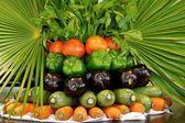 Sebze natürmort — Stok fotoğraf
