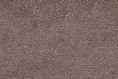 Silvery texture of leather fabric closeup — Stock Photo