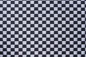 Texture of fabric in a chess cage — Stock Photo