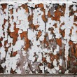 Stock Photo: Abstract texture half tone of peeled paint