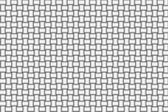 Texture of an interlacing on a white background — Stock Photo