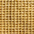 Stock Photo: Wafer texture of fabric closeup
