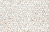 Abstract pale beige mosaic texture — Stock Photo