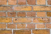 Abstract texture of a bricklaying — Stock Photo
