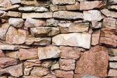 Zeď z kamene — ストック写真