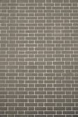 Texture brick wall gray beige color — Stock Photo