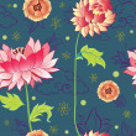 Flowers pattern — Stock Vector #27610759