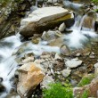Waterfall at Mount Rainier — Stock Photo