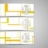 Vector envelope for your design — Stock Vector