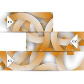 您设计的矢量 web 元素 — 图库矢量图片