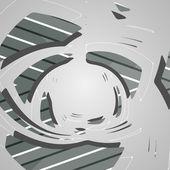 Zusammenfassung futuristischen hintergrund — Stockvektor