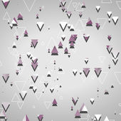 Abstract geometric shapes — Stockvektor
