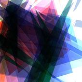 抽象的未来派背景 — 图库矢量图片