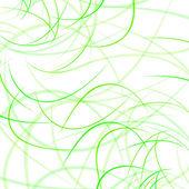 抽象的な波背景 — ストックベクタ