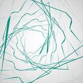Abstrato ondulado — Vetorial Stock