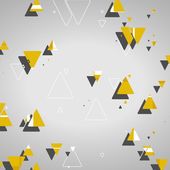 Abstract geometric shapes — Stock vektor