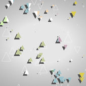 Abstract geometric shapes — Cтоковый вектор