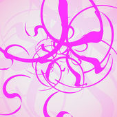 Abstract  swirl background — Vector de stock