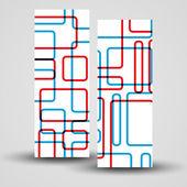 Transparent wektor zestaw do projektowania — Wektor stockowy