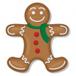 Gingerbread — Stock Vector #24067233