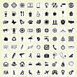 The big icon set — Stock Vector