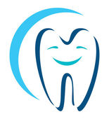 Dental icon — Stock Vector