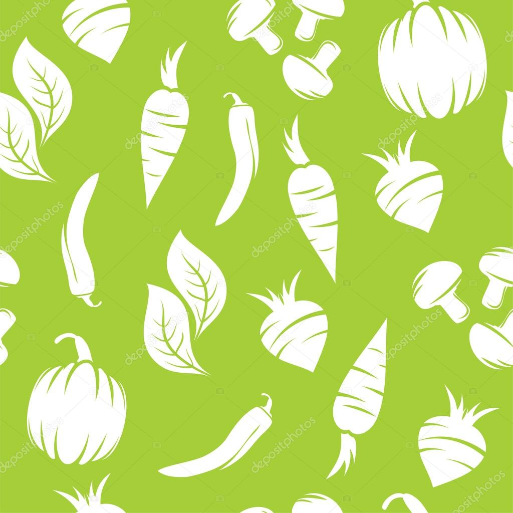 Vegetable pattern - photo#19