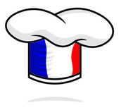 France chef hat — Stock Vector