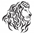 Lion — Vector de stock #34646591