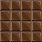 Chocolate bar seamless pattern — Stock Vector
