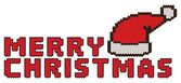 Merry Xmas card — Stockvector