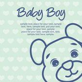Urso de pelúcia — Vetorial Stock