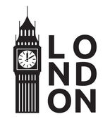 Big Ben London — Stock Vector