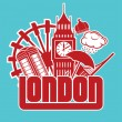 London — Stock Vector #37312091