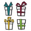 Gift Boxes — Stock Vector #37946909
