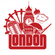 London — Stock Vector #37947907
