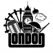 London — Stock Vector