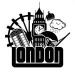 London — Stock Vector