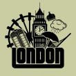 London — Stock Vector #39946903