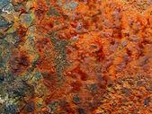 Textura enferrujada — Foto Stock