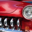 ������, ������: American Classic Car Front View
