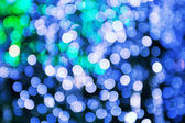 Blurred Lights — Stock Photo