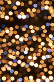 Defocused Lights Background — 图库照片
