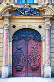 Beautiful Gate in Wroclaw, Poland — Stok fotoğraf