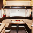 Interior of Luxury Motorhome — Stock Photo #32206405