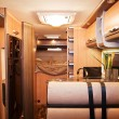 Interior of Luxury Motorhome — Stock Photo #32209065