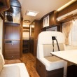 Interior of Recreational Vehicle — Foto de Stock